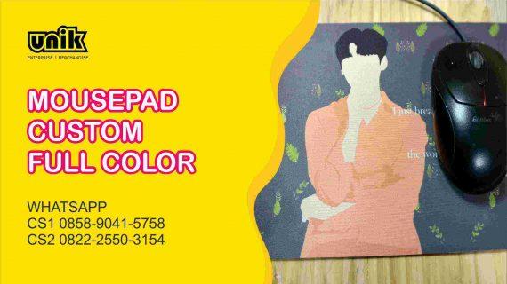 Bikin Mouse Pad Custom Satuan Harga Murah