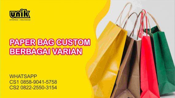 Bikin Paper Bag Custom