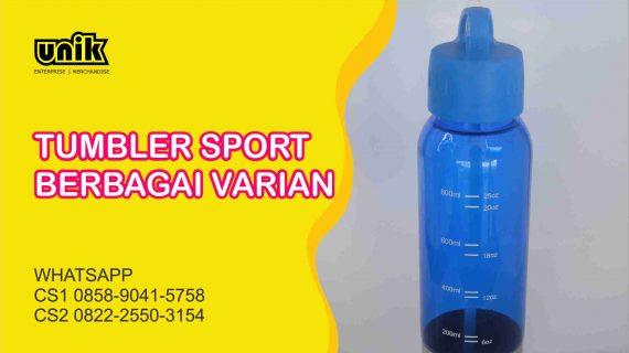 Bikin Tumbler Sport Custom Satuan