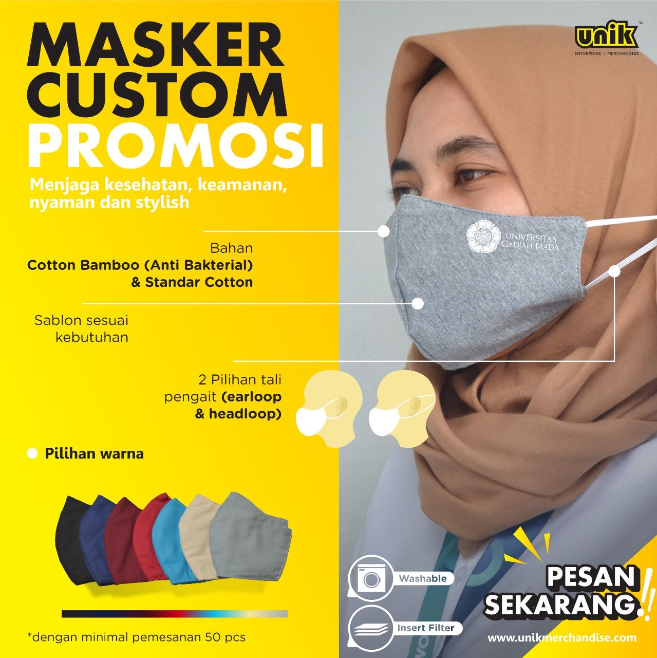 Masker Promosi